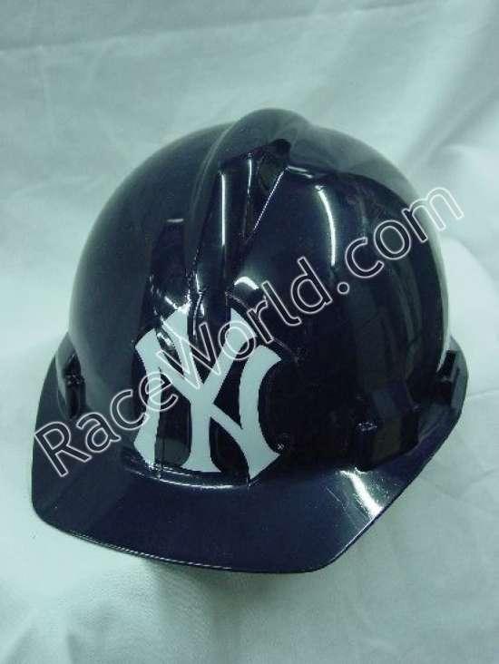 62babee51db New York Yankees Stadium Hard Hat    Meets Ansi Z89-1 And Complies With  Osha Regulations