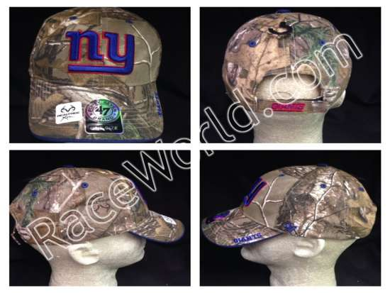 Race World  Football  47 Brand  NFL New York Giants Real Tree Frost ... 738a1ab5224