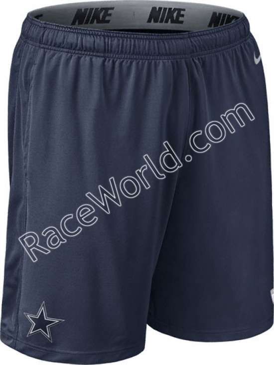 b2e7ecebcb43 Dallas Cowboys Nike NFL Dri-FIT Fly Practice Short- Size Large   Features  vibrant team graphics and these short are made with an elastic waistband to  ...