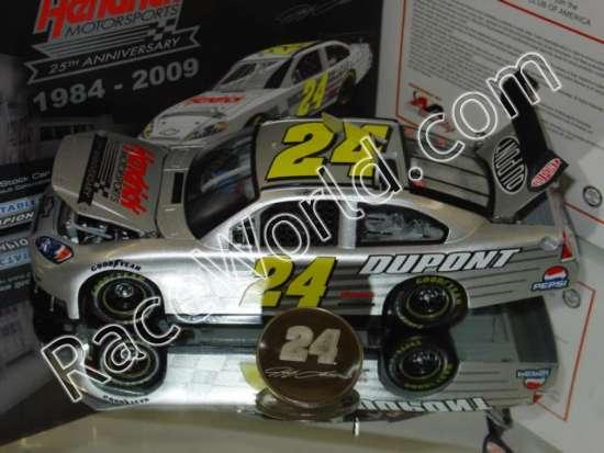 Return to Motorsports Authentics Diecast, Nascar 1/24 Scale cars