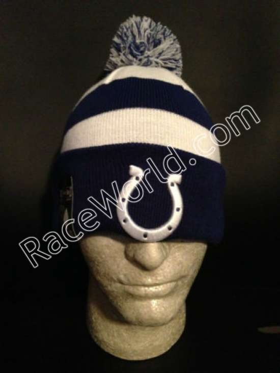 Indianapolis Colts Classic On-Field Player Sideline Sport Knit Hat By New  Era with Pom •Gray Fleece Lined •Cuffed •Officially Licensed by the NFL  •Knit ... 88c5b0a99