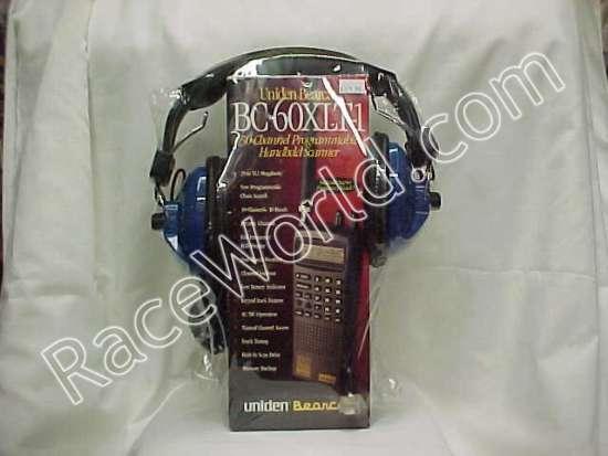 Bearcat BC60XLT Scanner Manual